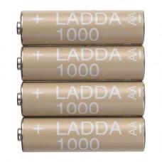 Аккумуляторная батарейка 1000 Ма ЛАДДА